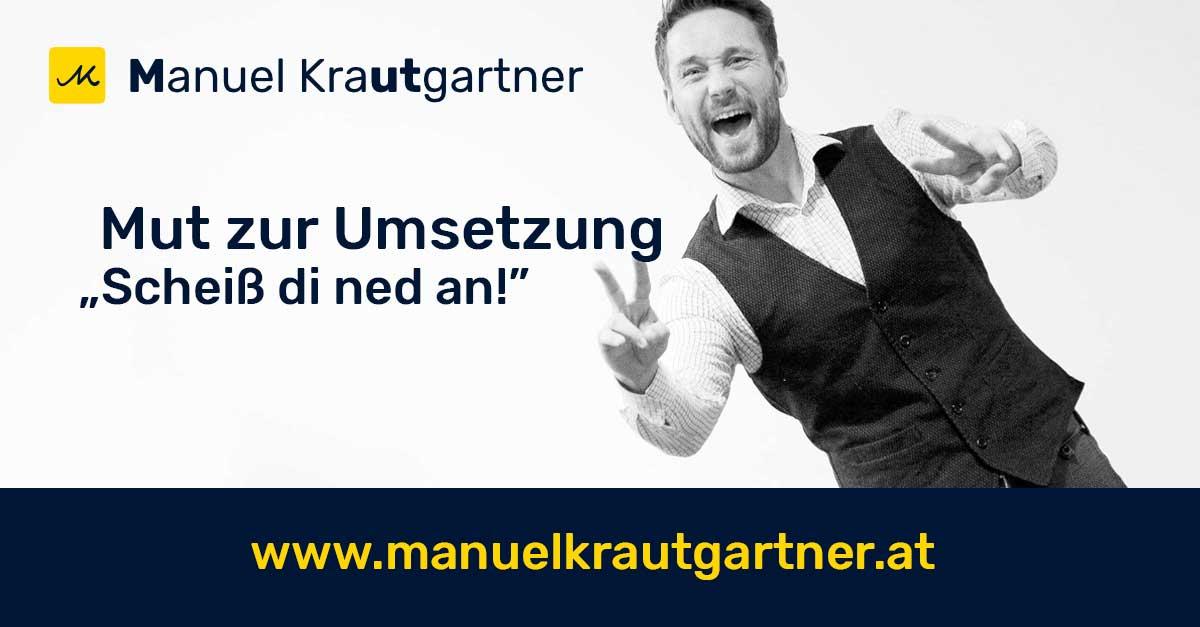 Manuel Krautgartner - Social Media Titel Image